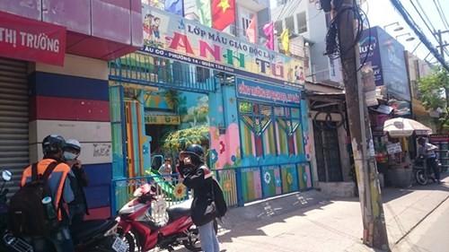 Mẹ dũng cảm giằng lại con trên tay tên cướp giữa đường Sài Gòn - ảnh 2
