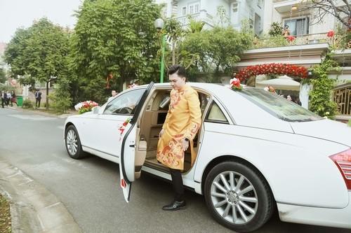 Nam Cường gây bất ngờ với đám cưới xa hoa và siêu xe 20 tỷ - ảnh 4