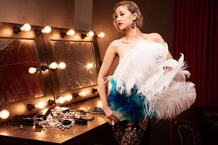 Maya sexy đầy bí ẩn, 'ma mị' trước thềm chung kết The Remix 2016 - ảnh 6