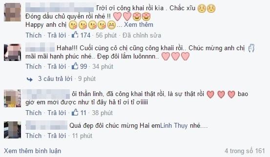 Hoàng Thùy Linh chính thức công khai tình cảm với Vĩnh Thụy - ảnh 5
