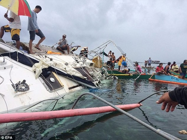 Phát hiện 'xác ướp' nhà thám hiểm bí ẩn ngoài khơi Philippines - ảnh 2