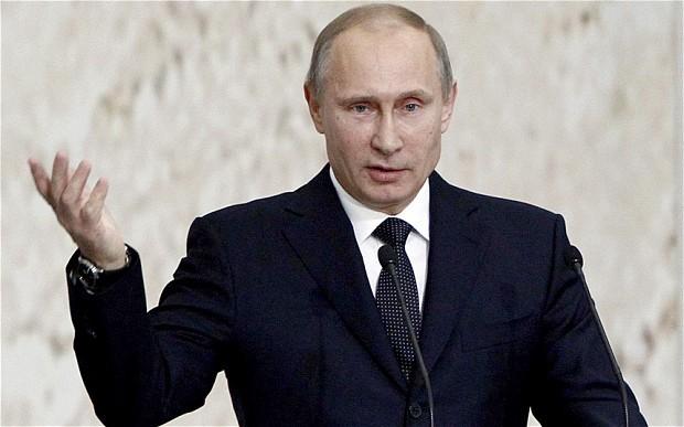 Bầu cử Mỹ: Lựa chọn bất ngờ của ông Putin - ảnh 1