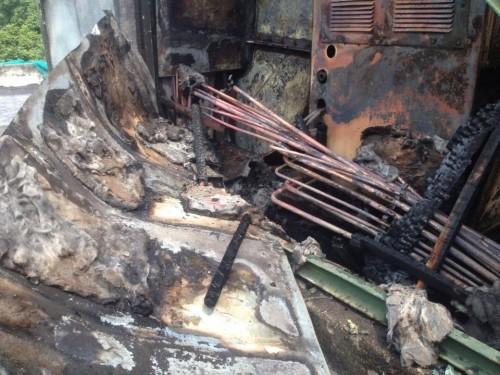 Xác định nguyên nhân gây ra cháy ở Cung thiếu nhi Hà Nội - ảnh 2