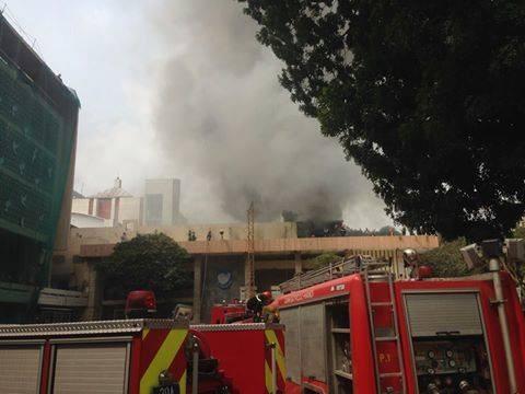 Xác định nguyên nhân gây ra cháy ở Cung thiếu nhi Hà Nội - ảnh 1