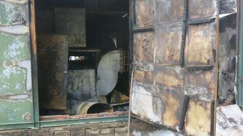 Xác định nguyên nhân gây ra cháy ở Cung thiếu nhi Hà Nội - ảnh 3