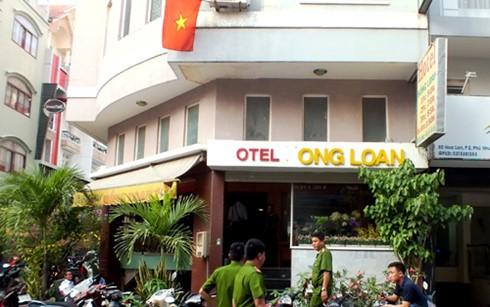TP.HCM: Phá đường dây cung cấp chân dài bán dâm cho các khách sạn - ảnh 1