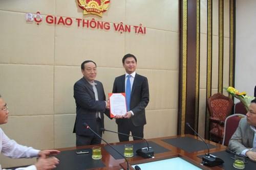 Ông Nguyễn Xuân Ảnh được bổ nhiệm Phó tổng cục trưởng Đường bộ - ảnh 1