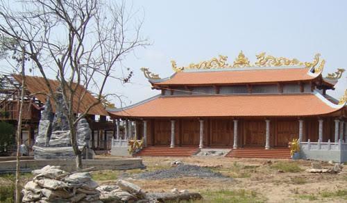 Quy mô đền thờ tổ của Hoài Linh 'bị trảm' từ 7.000m2 còn 700m2 - ảnh 2