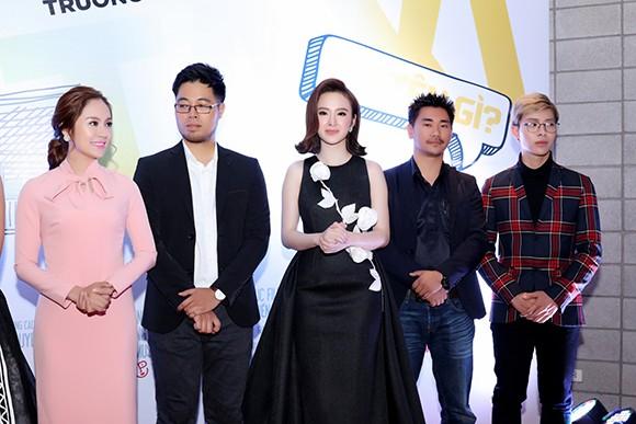 Angela Phương Trinh khoe nhan sắc rực rỡ, chinh phục fan Hà Nội - ảnh 6