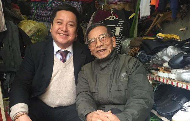 'Tâm thư' Chí Trung gửi người cha già Trần Hạnh gây xúc động - ảnh 1