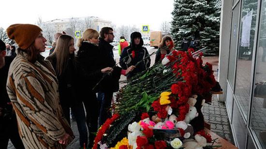 Vụ máy bay rơi ở Nga: 3 hành khách thoát chết thần kỳ - ảnh 1