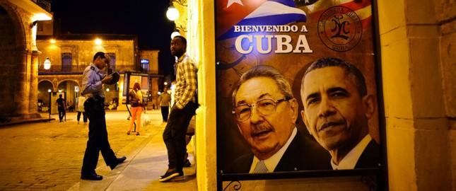 Ngày hôm nay, Tổng thống Obama thăm chính thức Cuba - ảnh 1