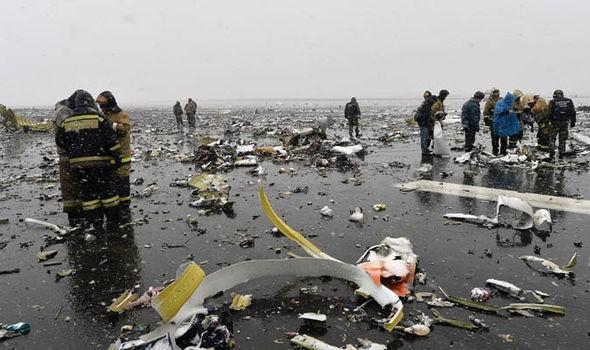 Máy bay rơi ở Nga: Hé lộ nguyên nhân xảy ra thảm kịch FZ981 - ảnh 1
