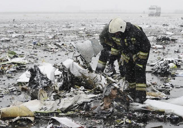 Tai nạn máy bay ở Nga: Bác bỏ khả năng do khủng bố - ảnh 1
