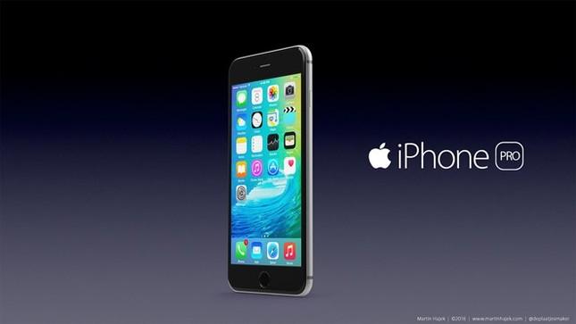Ngắm 3 mẫu iPhone sẽ 'gây bão' trong năm 2016 - ảnh 9