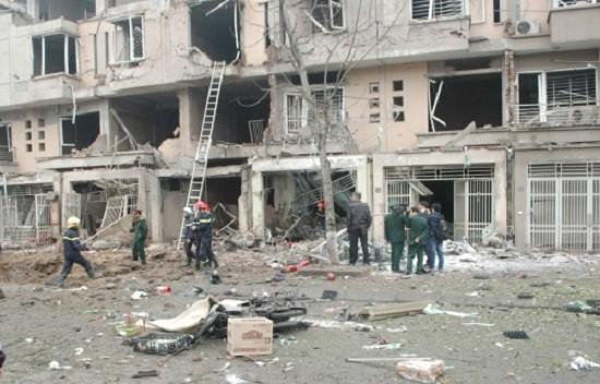 Vụ nổ ở Văn Phú: Vợ người cưa 'bom' có bị xử phạt hay không? - ảnh 1