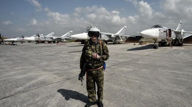 'Nga vẫn tiếp tục tăng cường quân sự tại căn cứ Khmeymim' - ảnh 1