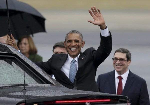 Donald Trump chỉ trích Cuba không tôn trọng Mỹ - ảnh 1