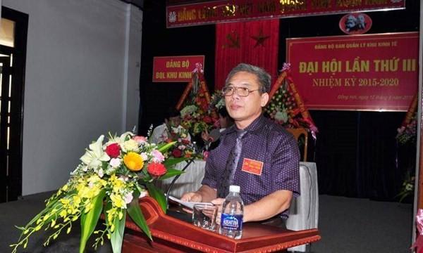 Quảng Bình yêu cầu quan chức thôi việc vì nóng nảy với nhà đầu tư - ảnh 1