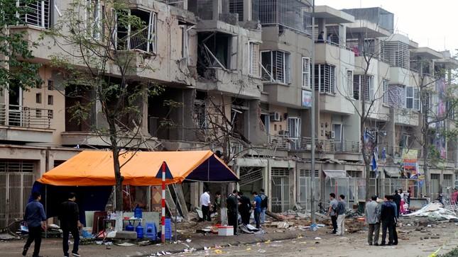 Vụ nổ ở Hà Đông: Người khiêng 'bom' thoát chết nhờ… cái bật lửa - ảnh 1