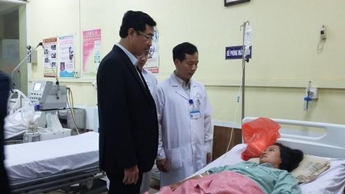 Vụ nổ ở Văn Phú: Người dân cũng có thể bị ảnh hưởng bởi vụ nổ - ảnh 2