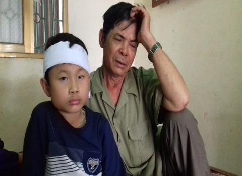 Mẹ con chết thảm trong vụ nổ Hà Đông: Cho chồng trong tù về viếng - ảnh 1