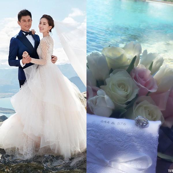 Trong hôn lễ, Ngô Kỳ Long 'khóa môi' phù rể trước mặt Lưu Thi Thi - ảnh 4