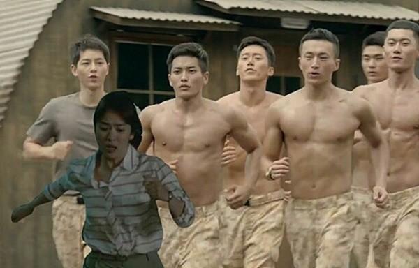 Song Hye Kyo tiếp tục là 'nạn nhân' của ảnh chế Hậu duệ mặt trời - ảnh 1