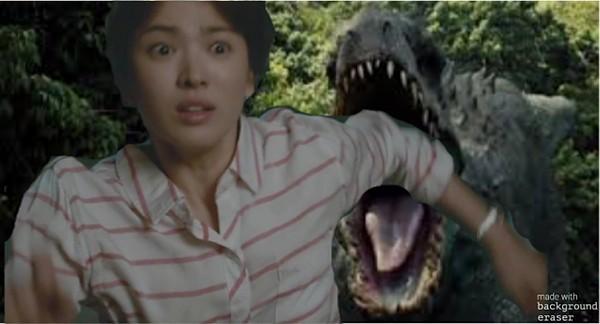 Song Hye Kyo tiếp tục là 'nạn nhân' của ảnh chế Hậu duệ mặt trời - ảnh 6