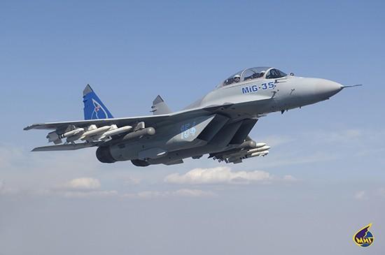 Tiêm kích MiG-35 sắp thử nghiệm, ngắm bắn 10 mục tiêu cùng lúc - ảnh 1