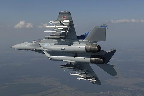 Tiêm kích MiG-35 sắp thử nghiệm, ngắm bắn 10 mục tiêu cùng lúc - ảnh 2