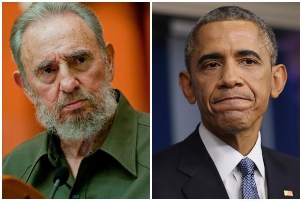 Vì sao chủ tịch Fidel Castro sẽ không gặp tổng thống Obama? - ảnh 1