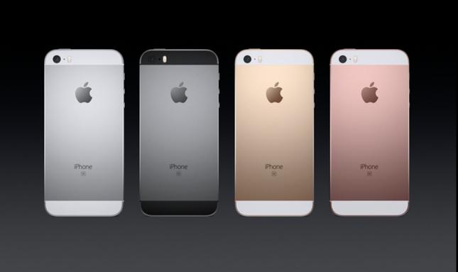 iPhone SE chính thức ra mắt: Đẹp như 5S, mạnh ngang 6S - ảnh 2