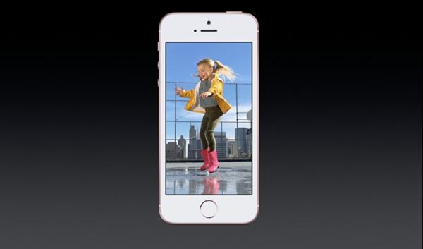 iPhone SE chính thức ra mắt: Đẹp như 5S, mạnh ngang 6S - ảnh 1