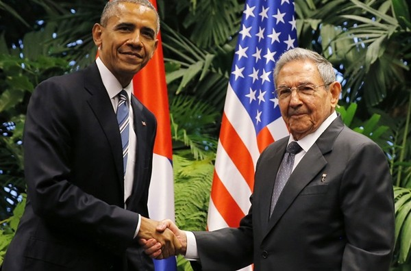 Tổng thống Obama: 'Mỹ sẽ gỡ bỏ cấm vận Cuba' - ảnh 1