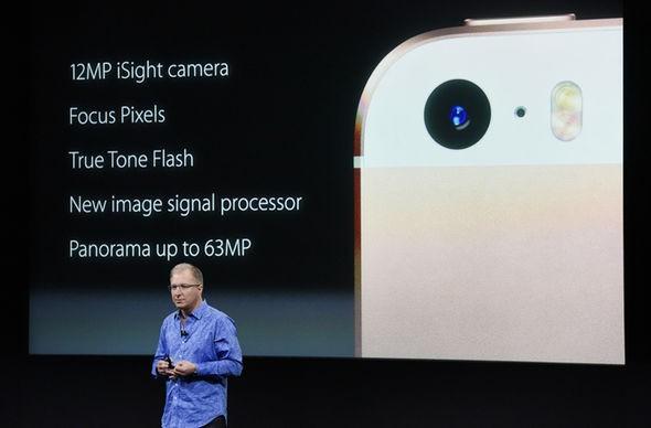 iPhone SE: Trông chẳng khác gì iPhone 5S, giá gần 9 triệu - ảnh 2