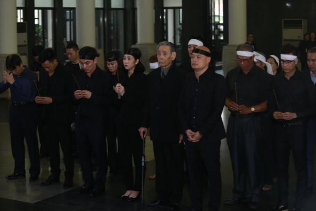 Gia đình NS Thanh Tùng đặt biển 'xin miễn nhận tiền phúng điếu' - ảnh 4