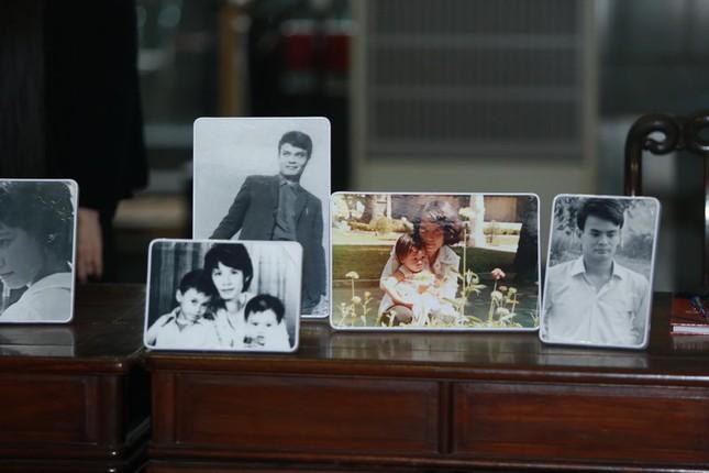 Gia đình NS Thanh Tùng đặt biển 'xin miễn nhận tiền phúng điếu' - ảnh 6