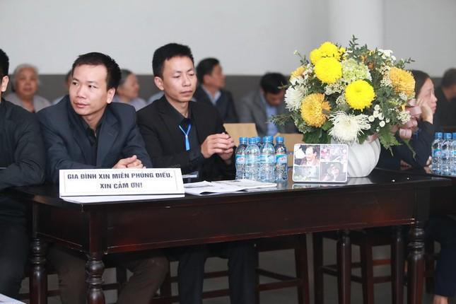 Gia đình NS Thanh Tùng đặt biển 'xin miễn nhận tiền phúng điếu' - ảnh 1