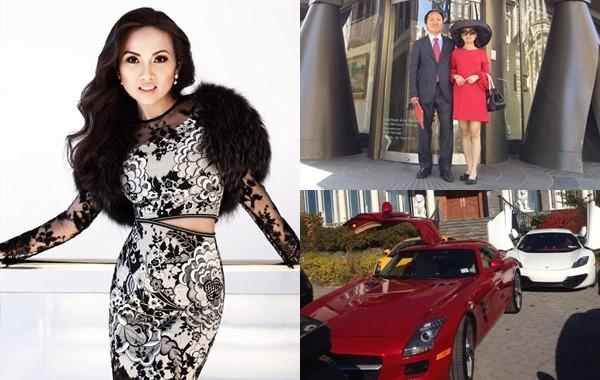 'Em gái Cẩm Ly' Hà Phương trải lòng về hôn nhân với chồng tỷ phú - ảnh 1