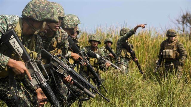 Mỹ điều binh sĩ đến đồn trú gần Trường Sa, TQ bày tỏ quan ngại - ảnh 1