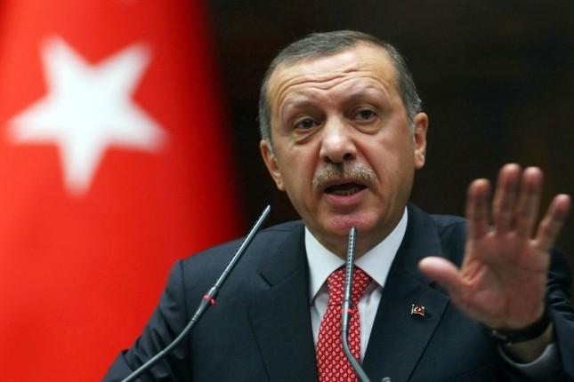 Ông Erdogan tiên tri vụ đánh bom khủng bố ở Brussels? - ảnh 1