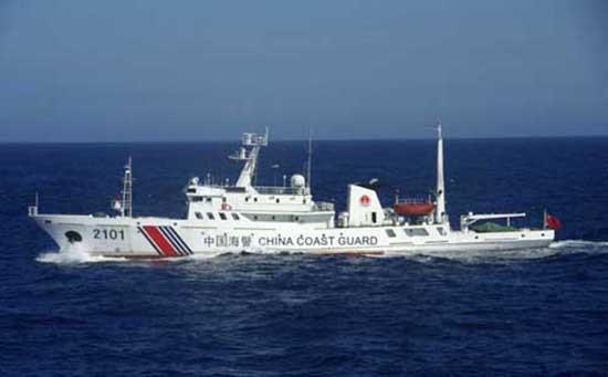Ngư dân Philippines ném bom xăng vào tàu hải cảnh Trung Quốc? - ảnh 1