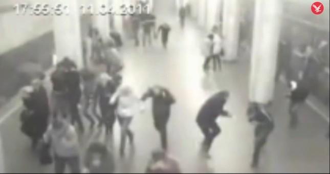 Video vụ đánh bom Brussels bị chứng minh giả mạo - ảnh 1