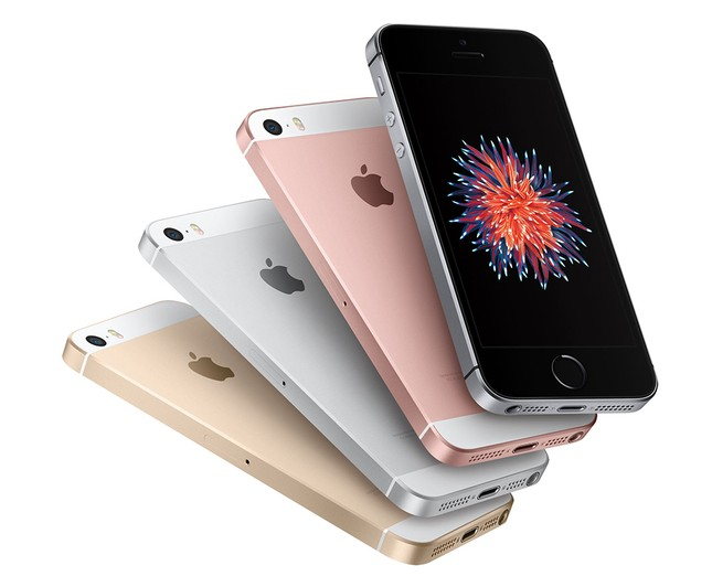 iPhone SE: Special Edition không phải ý nghĩa duy nhất của từ SE - ảnh 1