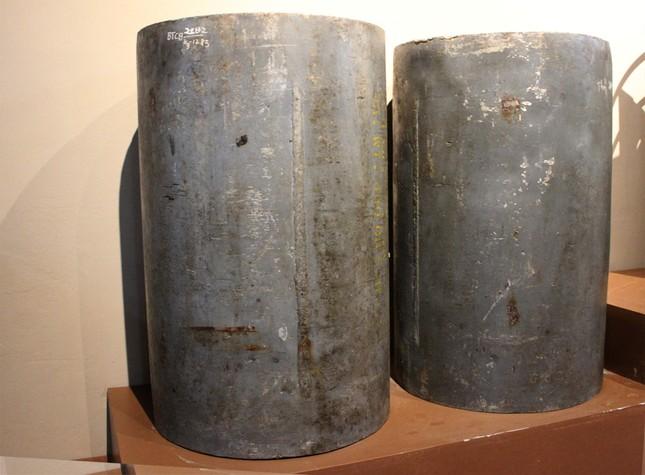 Vật nổ ở Hà Đông nghi là khoang chiến đấu của thủy lôi - ảnh 2