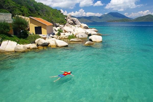 Những hòn đảo đẹp mang tên loài vật ở Việt Nam - ảnh 2