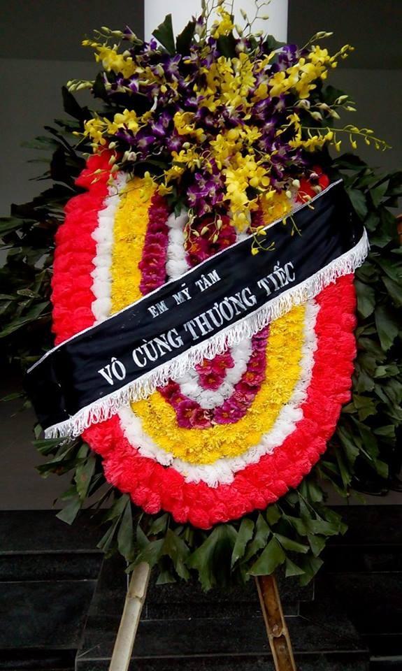 Toàn cảnh tang lễ Trần Lập - Ấm áp yêu thương hòa trong nước mắt - ảnh 27