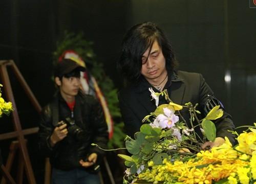 Toàn cảnh tang lễ Trần Lập - Ấm áp yêu thương hòa trong nước mắt - ảnh 20