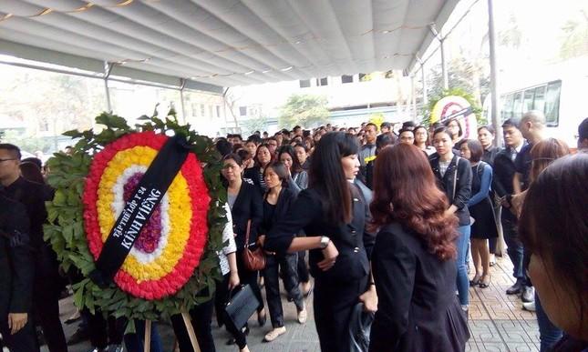 Toàn cảnh tang lễ Trần Lập - Ấm áp yêu thương hòa trong nước mắt - ảnh 13